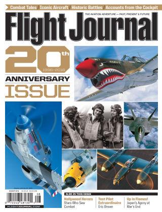 Flight Journal Aug 2016