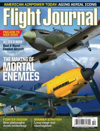Flight Journal Oct 2016