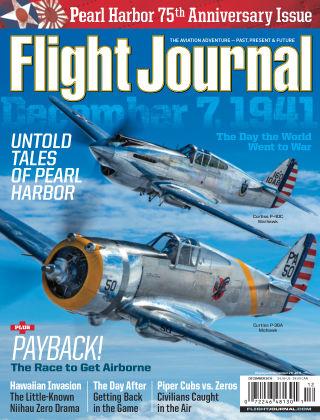 Flight Journal Dec 2016