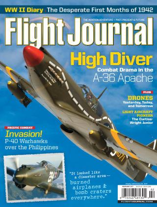 Flight Journal Feb 2017