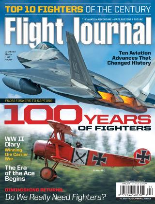 Flight Journal Apr 2017