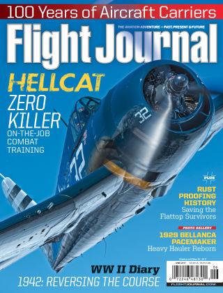 Flight Journal Jun 2017