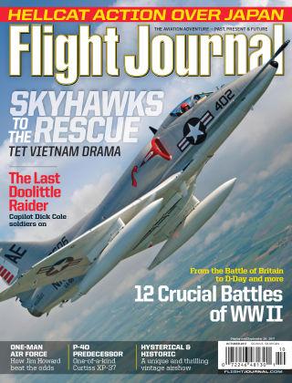 Flight Journal Oct 2017