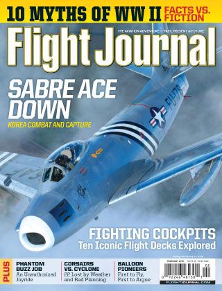 Flight Journal Feb 2018
