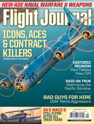 Flight Journal Apr 2018