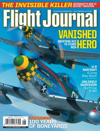 Flight Journal Jun 2018