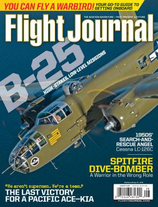 Flight Journal Aug 2018