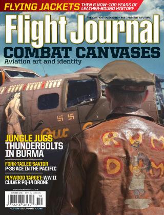 Flight Journal Oct 2018