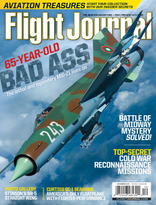 Flight Journal Dec 2018
