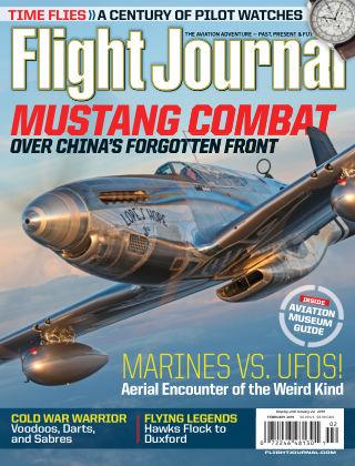 Flight Journal Feb 2019