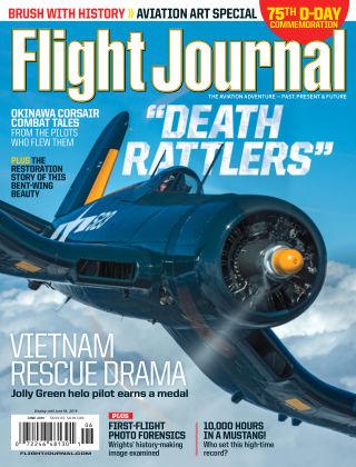 Flight Journal Jun 2019