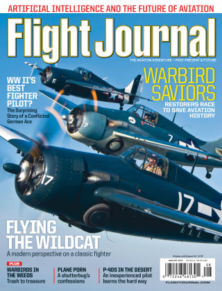 Flight Journal Aug 2019