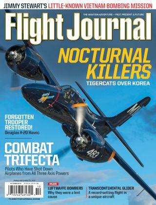 Flight Journal Oct 2019