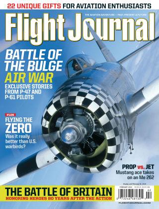 Flight Journal Feb 2020