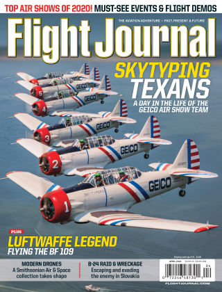 Flight Journal Apr 2020