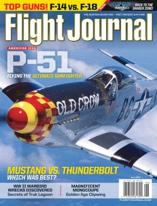 Flight Journal Jun 2020
