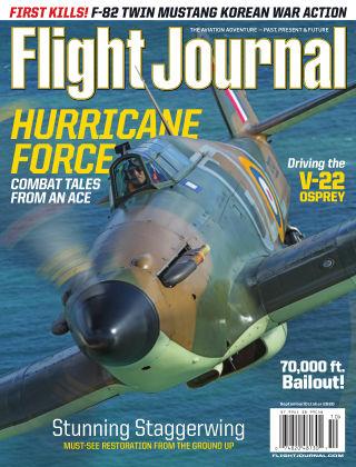 Flight Journal Sep Oct 2020