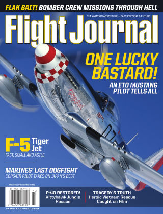 Flight Journal Nov Dec 2020