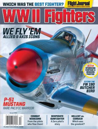 Flight Journal WWII Fighters