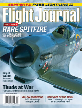 Flight Journal Jan Feb 2021