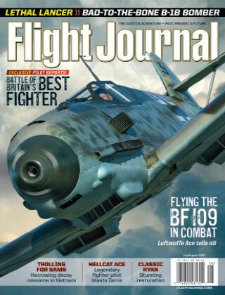 Flight Journal July/August