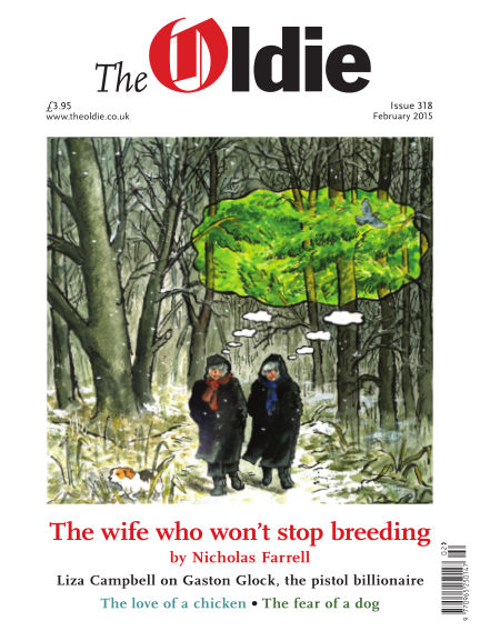 The Oldie January 07, 2015 00:00