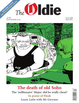 The Oldie April 2015