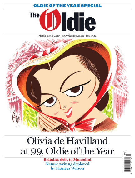 The Oldie February 03, 2016 00:00