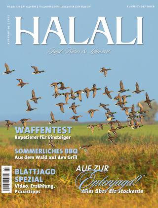 HALALI - Jagd, Natur und Lebensart Ausgabe 03 | 2015