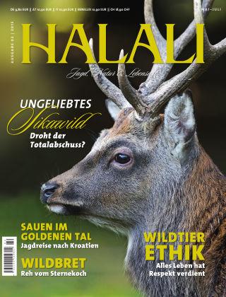 HALALI - Jagd, Natur und Lebensart Ausgabe 02 | 2015