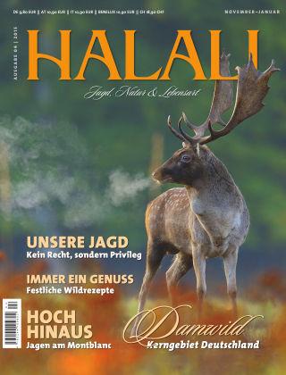 HALALI - Jagd, Natur und Lebensart Ausgabe 04 | 2015