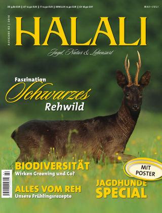 HALALI - Jagd, Natur und Lebensart Ausgabe 02 | 2016