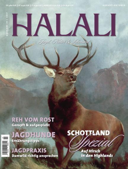 HALALI - Jagd, Natur und Lebensart