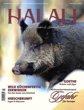 HALALI - Jagd, Natur und Lebensart 2018-01-25