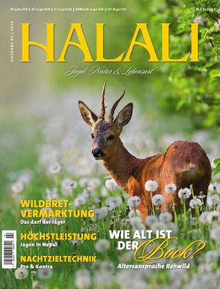 HALALI - Jagd, Natur und Lebensart 2018-04-26