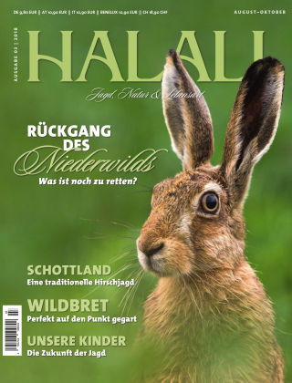HALALI - Jagd, Natur und Lebensart 2018-07-26