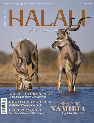 HALALI - Jagd, Natur und Lebensart Ausgabe 02 | 2019