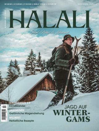 HALALI - Jagd, Natur und Lebensart Ausgabe 04 | 2019
