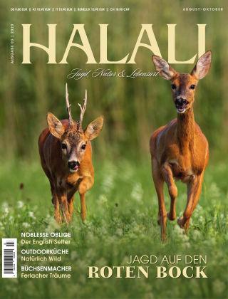 HALALI - Jagd, Natur und Lebensart Ausgabe 03 | 2020