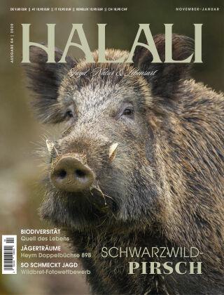 HALALI - Jagd, Natur und Lebensart Ausgabe 04 | 2020