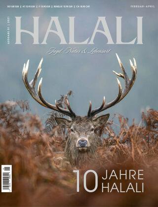HALALI - Jagd, Natur und Lebensart Ausgabe 01 | 2021