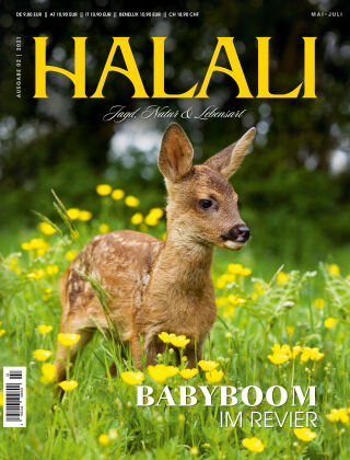 HALALI - Jagd, Natur und Lebensart Ausgabe 02 | 2021