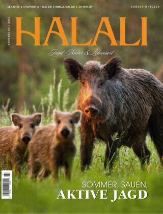 HALALI - Jagd, Natur und Lebensart Ausgabe 03 | 2021