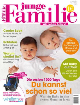 Junge Familie 04/2015