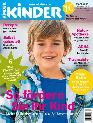 kinder! 03/2014