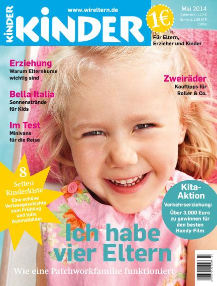 kinder! April 30, 2014 00:00