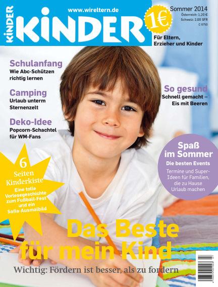 kinder! May 28, 2014 00:00