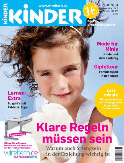 kinder! July 30, 2014 00:00