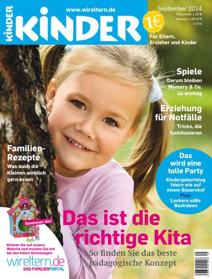 kinder! August 27, 2014 00:00