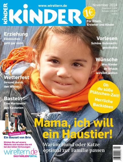 kinder! October 29, 2014 00:00